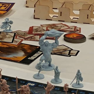 Blood Rage Is In Full Force.