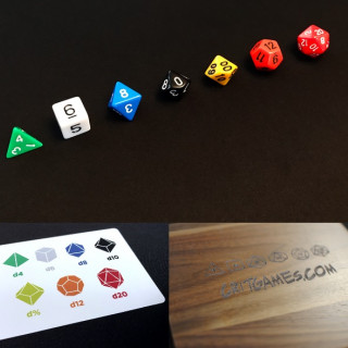 RPG PLAYER KITS