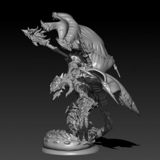 The One You've Been Waiting For – New Legion Character Warbeast!