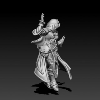 Awesome New Retribution Model Coming Soon