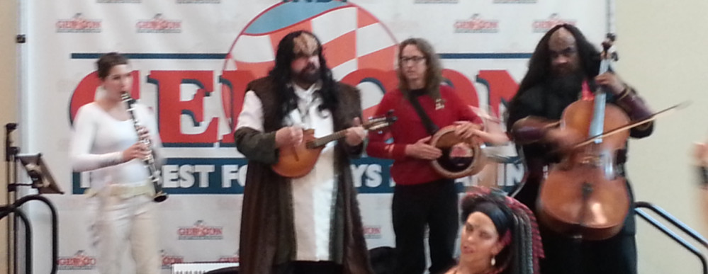 The Most Musical Klingons EVER!