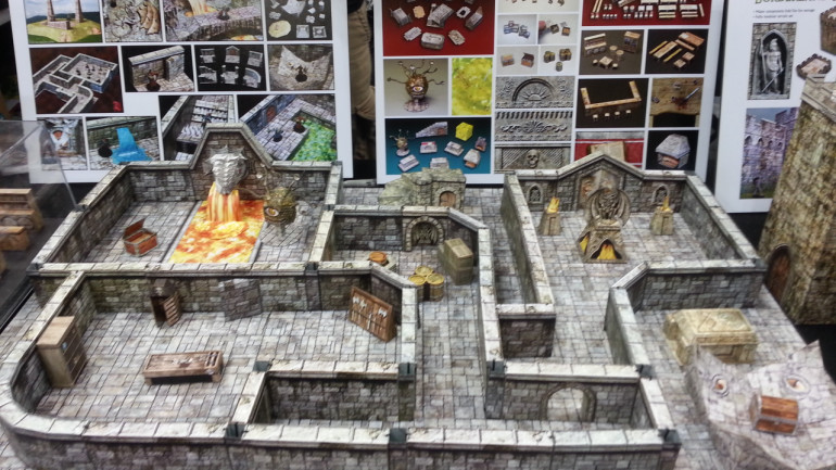 Set Up The Perfect Dungeon With Fat Dragon Games