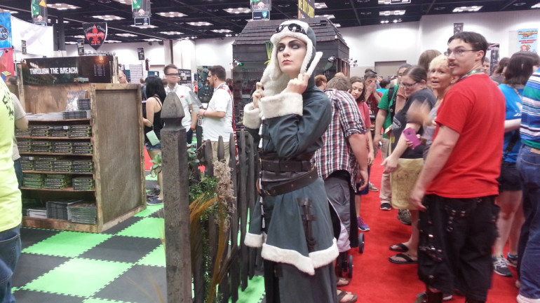 Cosplay on Many Levels