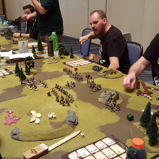 Get Your Viking On In the Saga Grand Melee