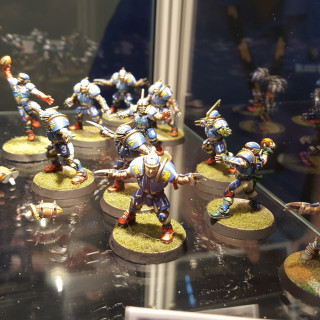 Blood Bowl With Hewitt!