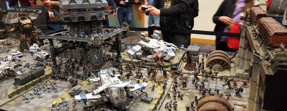 Brilliant Forge World Table...