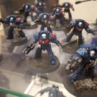 Great Looking Night Lords Army