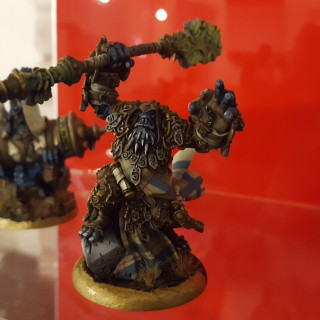 The Marcus' Miniatures Show Off Stunning Trollbloods