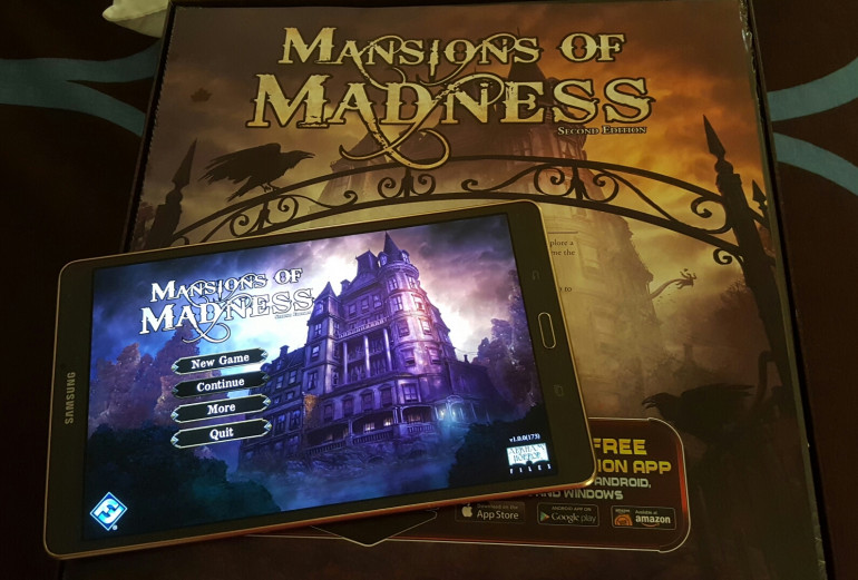 A Look Inside The New Mansion Of Madness