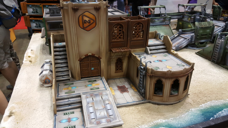 Must Haves Terrain From Warsenal For Infinity