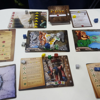 Tiny EPIC Quest Heading To Kickstarter Later This Year From Gamelyn Games