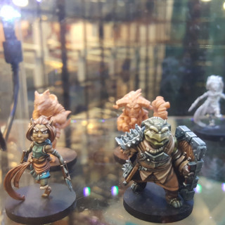 What's New Red Panda Miniatures?