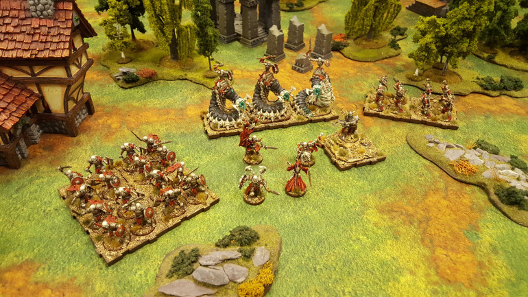 The Army Painter Method – A Finished Waiqar Force