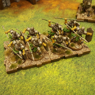 The Army Painter Method - A Finished Daqan Force
