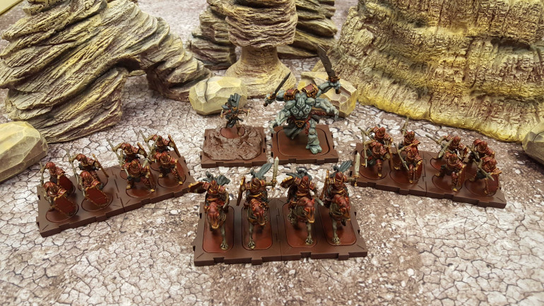 Mel's Finished Daqan Army
