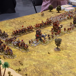 Fancy Playing Out The Battle Of Raphia?