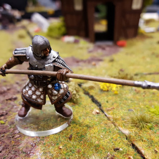 Painted Fabled Realms Miniatures