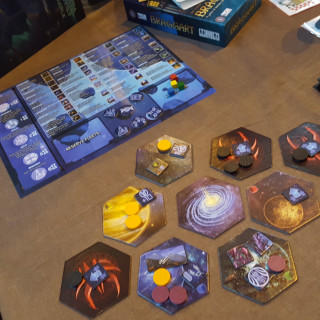 Talking Mars Rover & Mythos Tales With Spiral Galaxy Games
