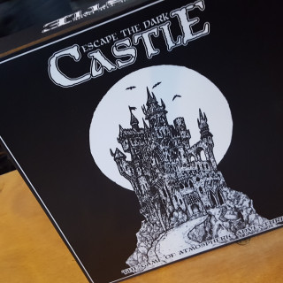 Check Out The Retro Styles Of Escape The Dark Castle