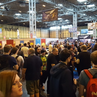 Welcome To The UK Games Expo