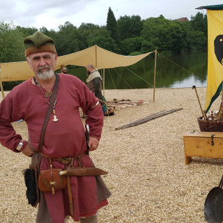 Come And See The Vikings Down On The Beach
