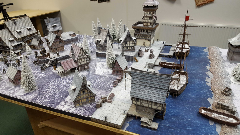 Fabled Realms - The Tables For This Weekend!