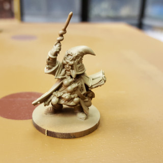 Second Spot Prize! Sneaky Warren Finishes His Warband