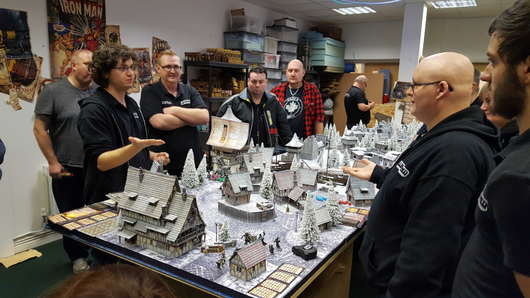 Late Night Demo Games From The 4Ground Teams