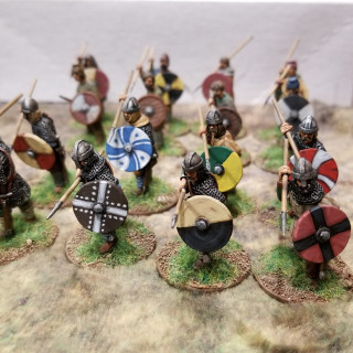 Let's Talk Gangs of Rome And Dark Ages With Footsore Miniatures!