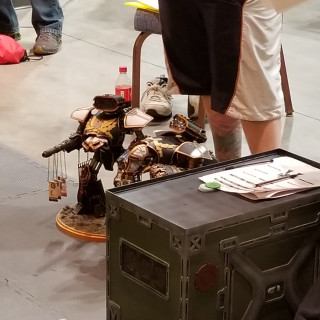 Wouldn't Be Adepticon Without Epic Battles