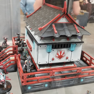Look What Warsenal Brought to Adepticon!