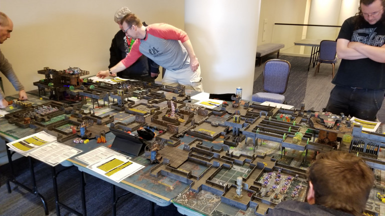 Always Players For Space Hulk