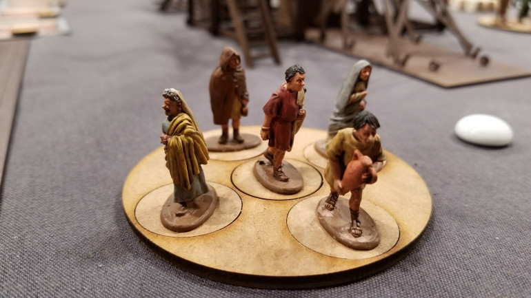 Meet Some Of The Faces For Gangs of Rome