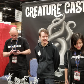 A Closer Look At The Minis From Creature Caster