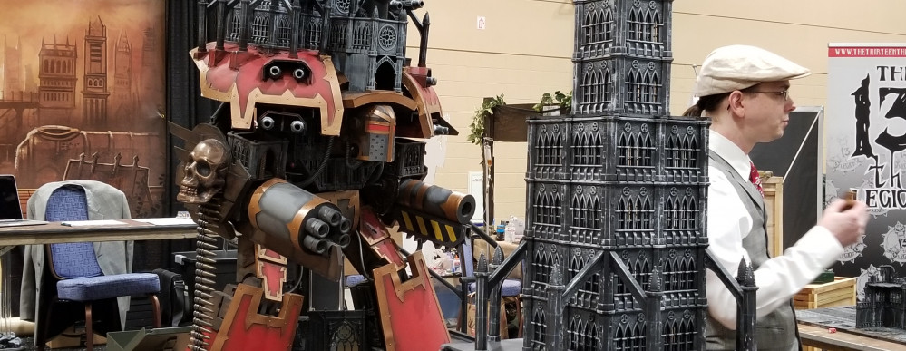 Everything Is Bigger At Adepticon