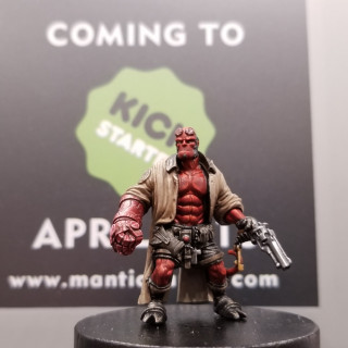 Oh Ronnie What Did Mantic Bring To Adepticon?