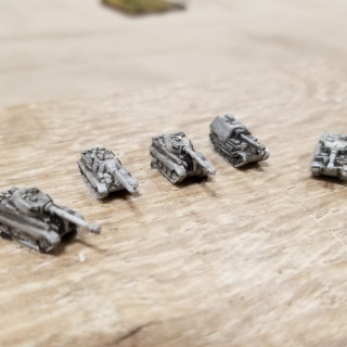 Pico Armour Brings Tiny Vehicles To A Big Battlefield