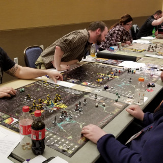 Bloodbowl Games In Full Force