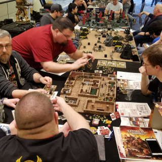 Open Gaming Is the Perfect Place To Grab a Game of Zombicide