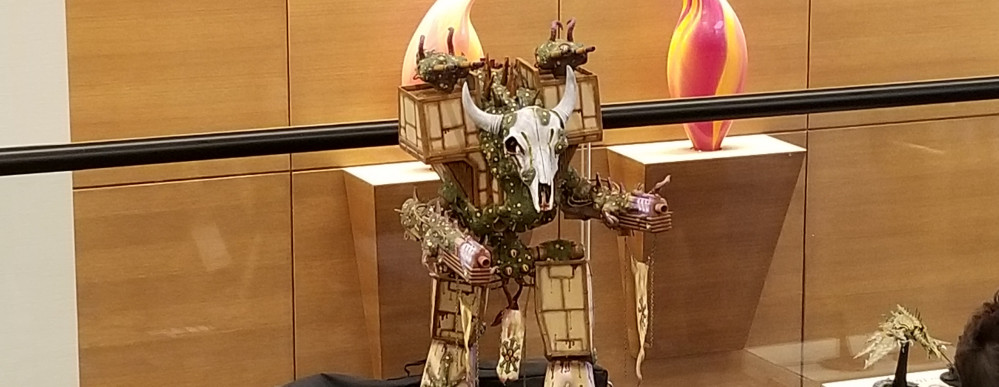 You find the darndest things at Adepticon