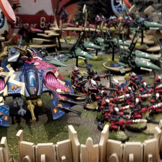More Good Stuff From The 40K Parade of Armies