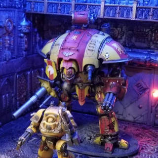 Even More Goodness From 40K Armies On Parade