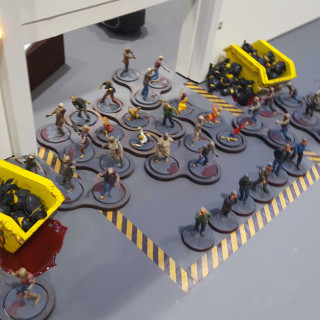 Zombies Invade Salute 2018 - Bexley Reapers Wargaming Club