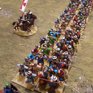 Build A Saracan Warband With Gripping Beast