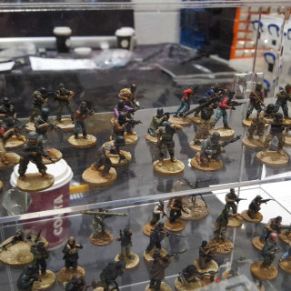 Spectre Miniatures' Modern Soldiers Rock