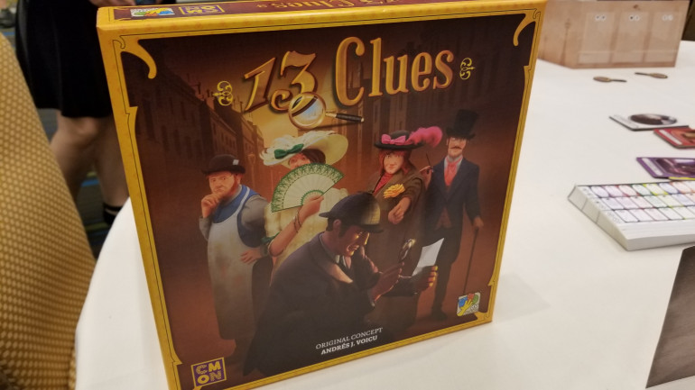 Test Your Dective Skills In 13 Clues