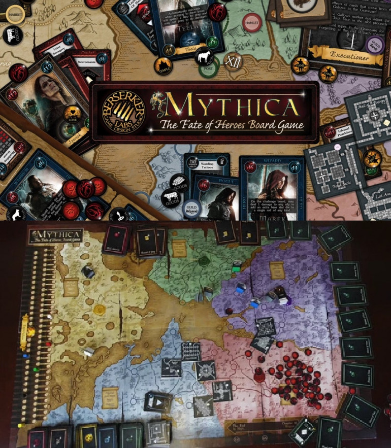 Mythica:The Realm of Heroes