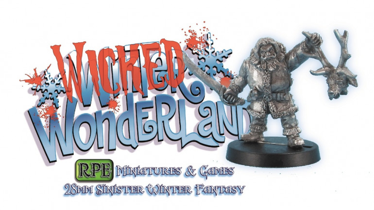 Wicked Wonderland -28mm Winter Fantasy