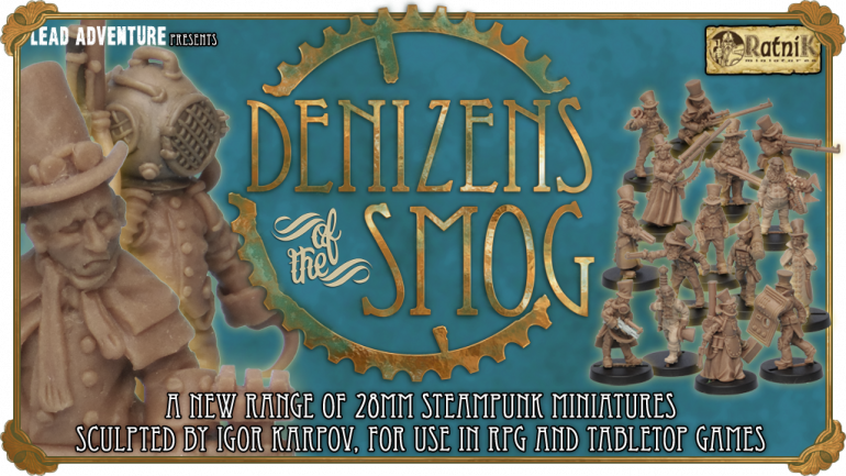 Denizens Of The Smog