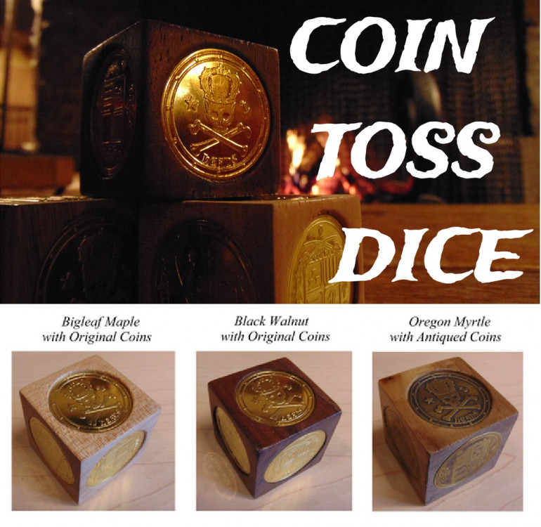 Cointoss Dice